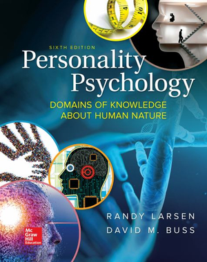 Cover of Loose Leaf for Personality Psychology: Domains of Knowledge About Human Nature