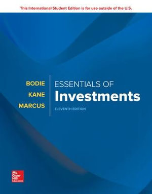 Cover of ISE Essentials of Investments