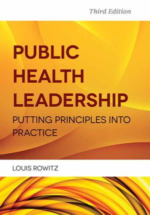 Cover of Public Health Leadership