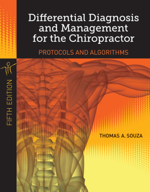 Cover of Differential Diagnosis and Management for the Chiropractor