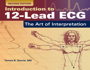 Cover of Introduction to 12-Lead ECG - The Art of Interpretation