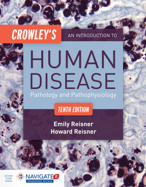 Cover of Crowley's An Introduction to Human Disease