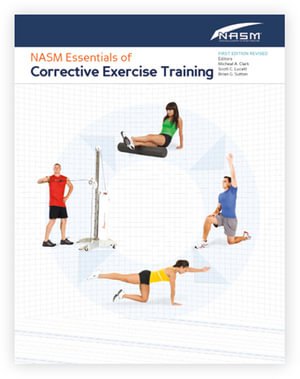 Cover of NASM Essentials of Corrective Exercise Training