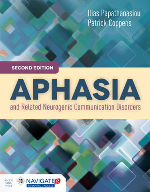 Cover of Aphasia and Related Neurogenic Communication Disorders