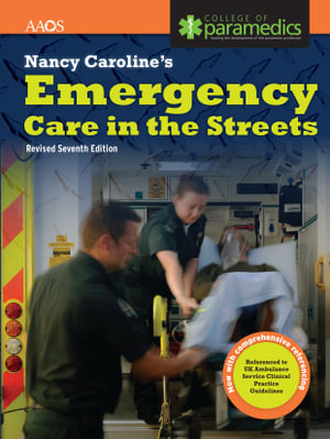 Cover of United Kingdom Edition - Nancy Caroline's Emergency Care in the Streets