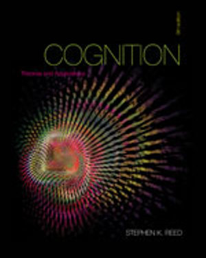 Cover of Bundle: Cognition: Theory and Applications + CogLab on a CD, Version 2.0