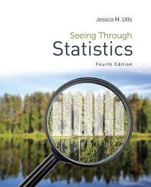 Cover of Seeing Through Statistics