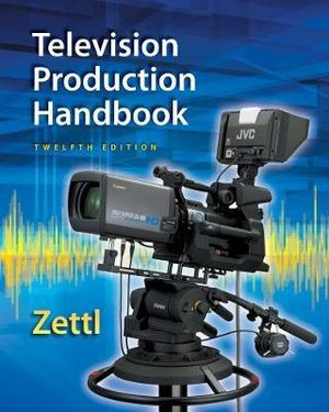 Cover of Television Production Handbook