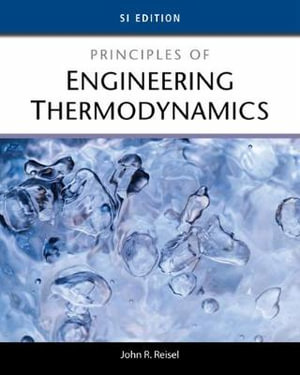Cover of Principles of Engineering Thermodynamics, SI Edition