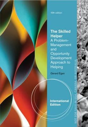 Cover of The Skilled Helper