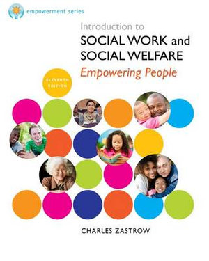 Cover of Brooks/Cole Empowerment Series: Introduction to Social Work and Social Welfare
