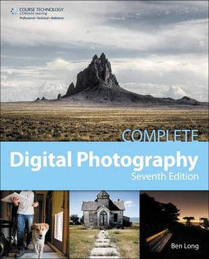Cover of Complete Digital Photography, Seventh Edition