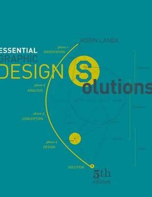 Cover of Essential Graphic Design Solutions