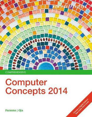 Cover of New Perspectives on Computer Concepts 2014: Comprehensive