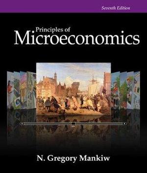 Cover of Principles of Microeconomics