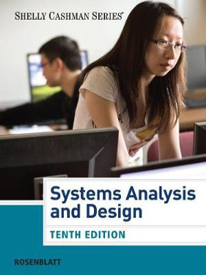Cover of Systems Analysis and Design (with CourseMate Printed Access Card)