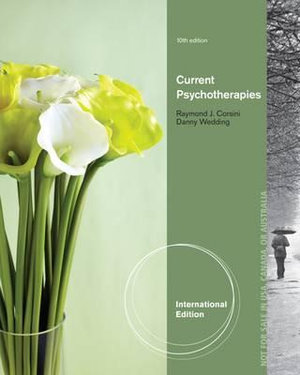 Cover of Current Psychotherapies