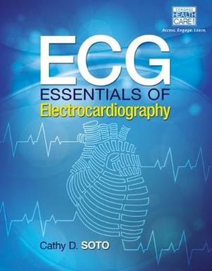 Cover of ECG: Essentials of Electrocardiography