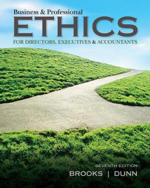 Cover of Business & Professional Ethics