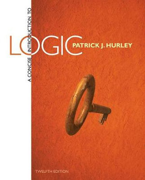 Cover of A Concise Introduction to Logic