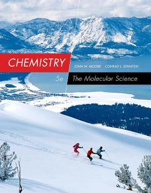 Cover of Chemistry: The Molecular Science