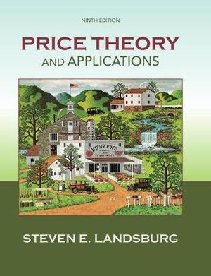 Cover of Price Theory and Applications