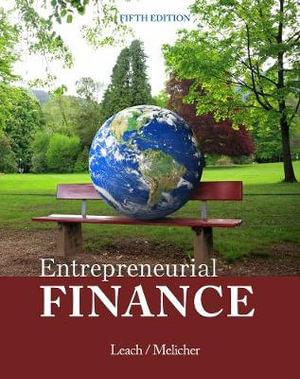 Cover of Entrepreneurial Finance