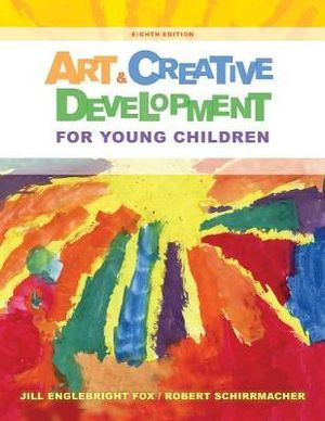 Cover of Art and Creative Development for Young Children