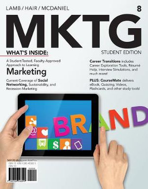 Cover of MKTG 8