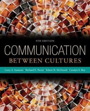 Cover of Communication Between Cultures