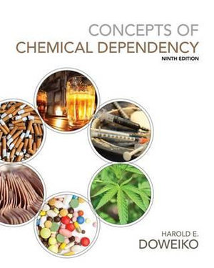 Cover of Concepts of Chemical Dependency