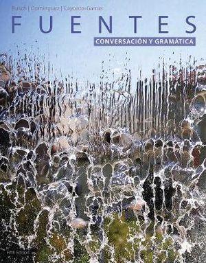 Cover of Fuentes: Conversacion y gramática