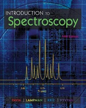 Cover of Introduction to Spectroscopy