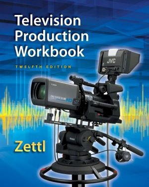 Cover of Television Production Workbook