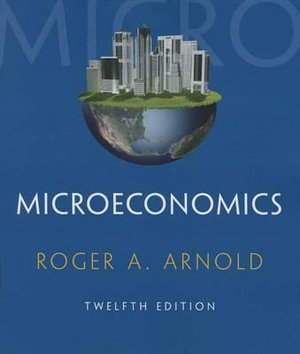 Cover of Microeconomics (Book Only)