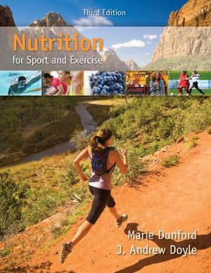 Cover of Nutrition for Sport and Exercise