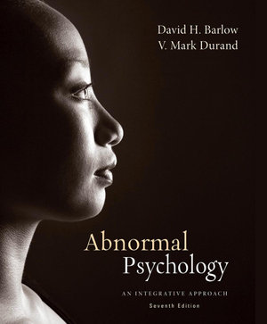 Cover of Cengage Advantage Books: Abnormal Psychology