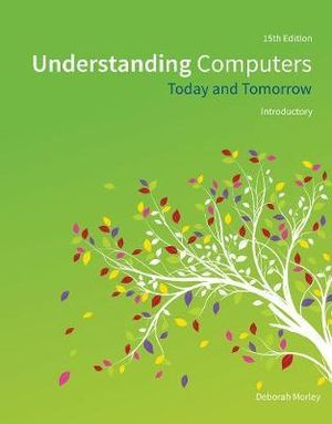 Cover of Understanding Computers: Today and Tomorrow, Introductory