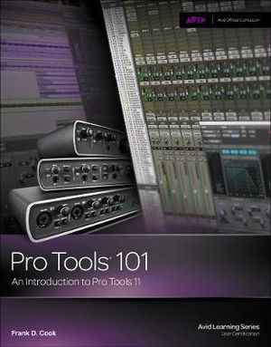 Cover of Pro Tools 101