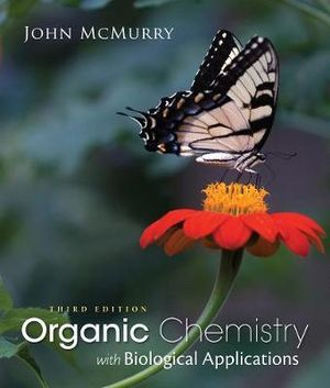 Cover of Organic Chemistry with Biological Applications