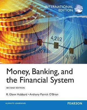 Cover of Money, Banking, and the Financial System