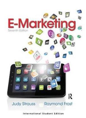 Cover of E-Marketing, International Edition