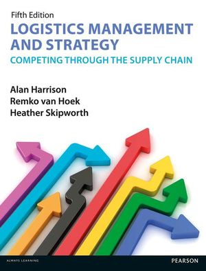 Cover of Logistics Management and Strategy