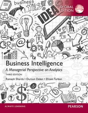 Cover of Business Intelligence, International Edition