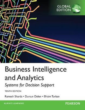 Cover of Business Intelligence and Analytics