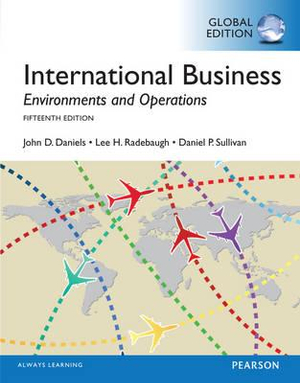 Cover of International Business, Global Edition