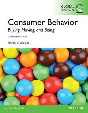 Cover of Consumer Behavior, Global Edition