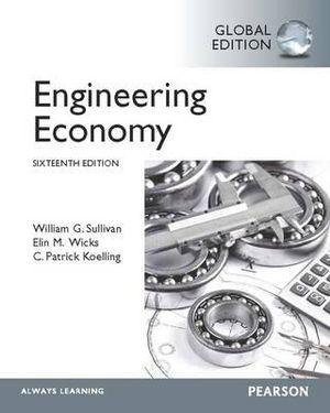 Cover of Engineering Economy
