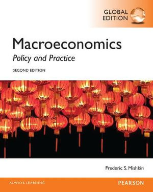 Cover of Macroeconomics, Global Edition