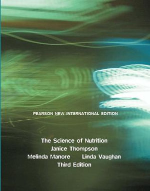 Cover of Science of Nutrition